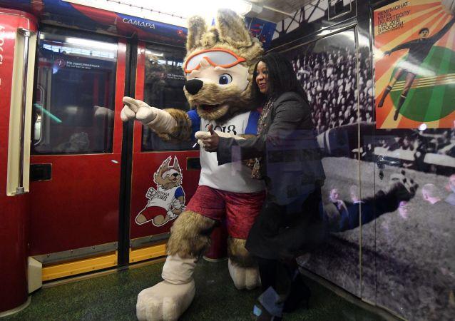 国际足联秘书长法蒂玛·萨穆拉