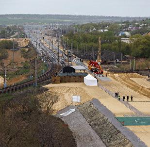 绕乌克兰铁路年底前将全面启用