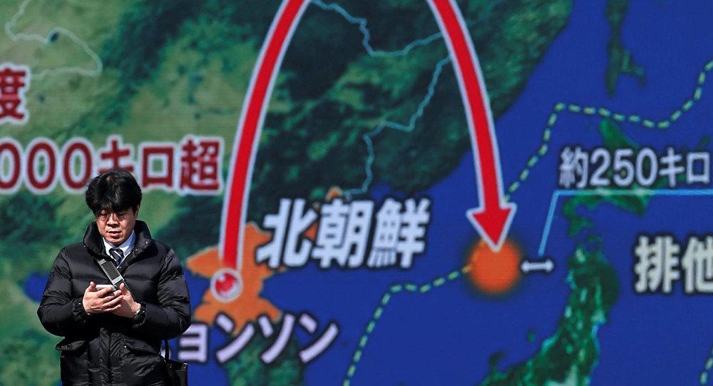 韩国外交部:日本和韩国准备在保留对朝制裁的同时解决朝鲜核问题