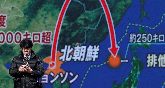 """俄驻朝大使:美国的目的是以制裁""""扼杀""""朝鲜"""