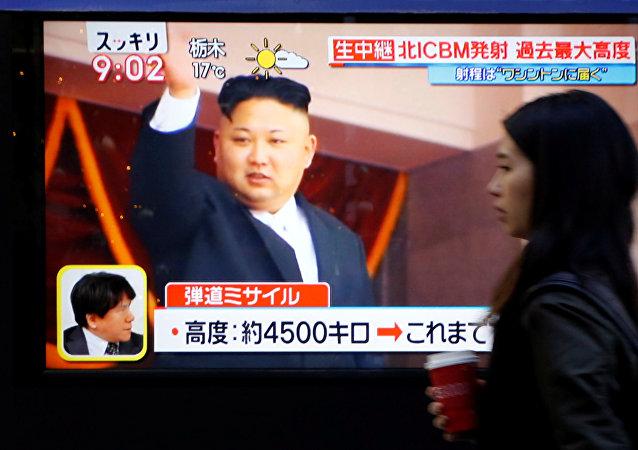 """克宫在落实解决朝鲜问题 """"路线图""""的方面仍然没有乐观的理由"""