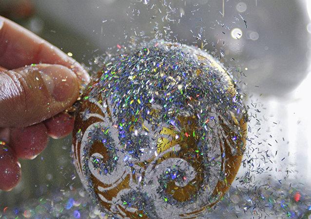 研究人员称闪粉危害地球生态环境