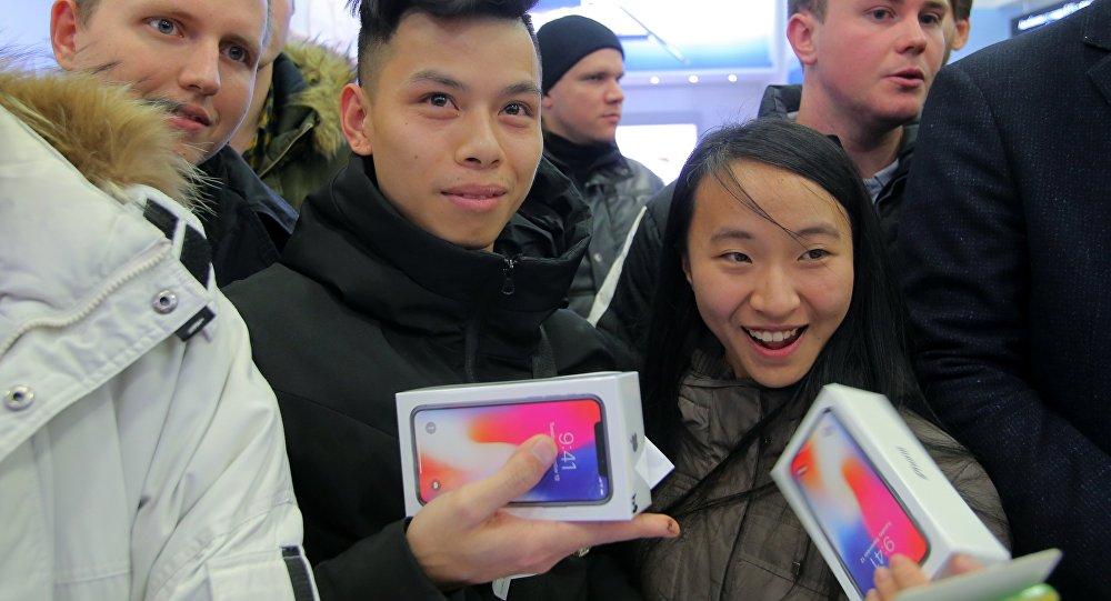俄罗斯苹果手机比中国便宜