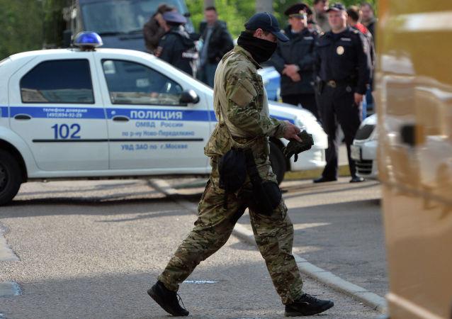 俄联邦安全局与上合组织2017年联手破获50多个恐怖组织小组