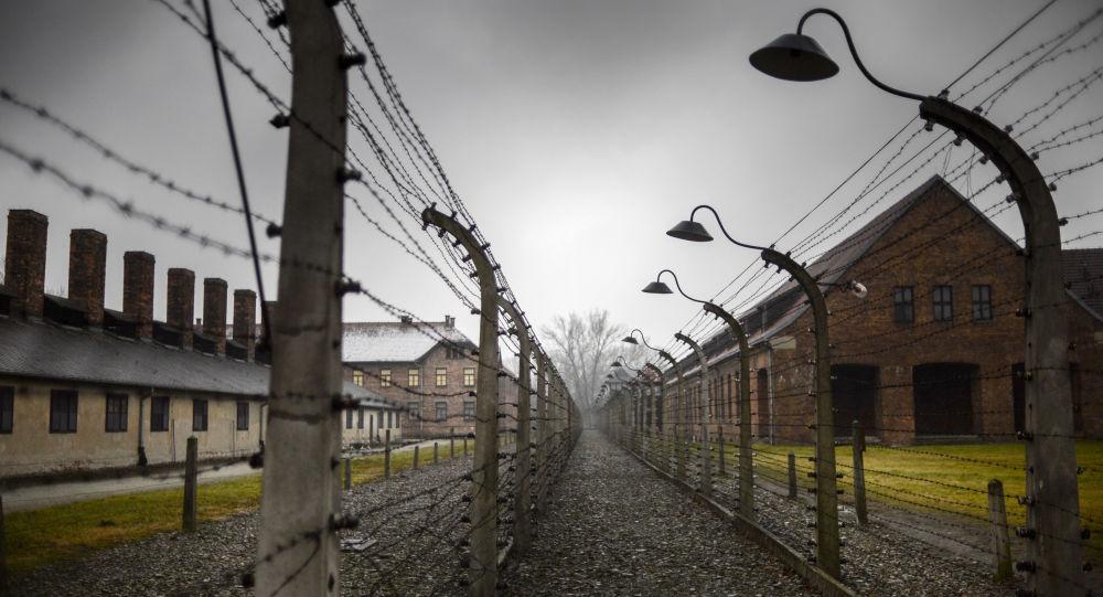 纳粹奥斯维辛集中营