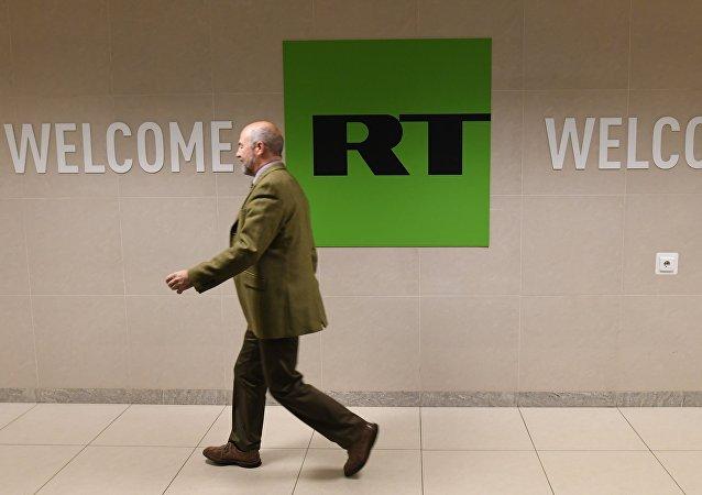 俄總統新聞秘書:RT電視台在一些國家遇到自相矛盾的態度