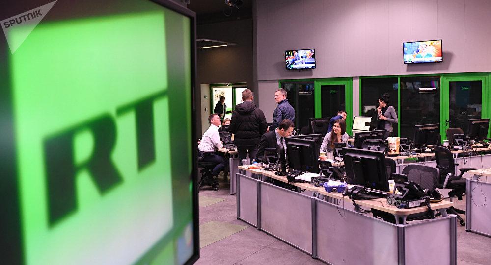 西蒙尼揚談英國指責俄媒干預脫歐選舉:英國將己方失敗推給RT和衛星通訊社