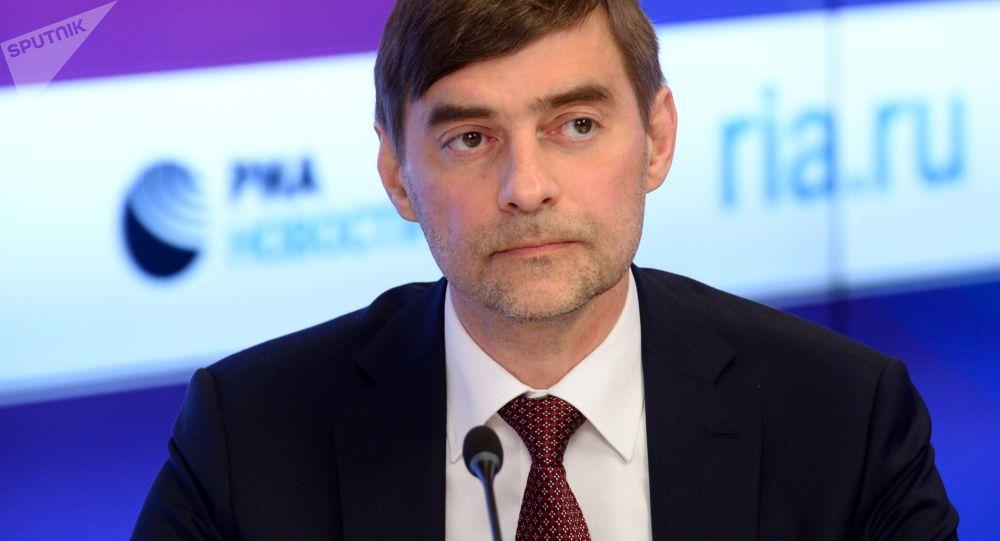 俄罗斯国家杜马国际事务委员会委员谢尔盖·热列兹尼亚克