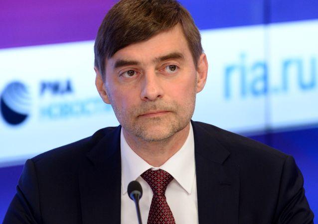 俄罗斯国家杜马外交事务委员会议员谢尔盖·热列兹尼亚克