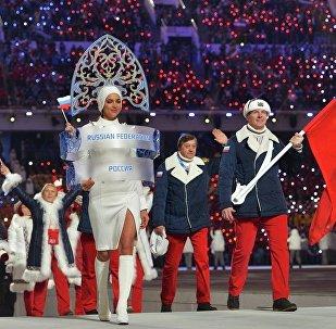 索契冬奥会, 俄罗斯运动员(资料图片)