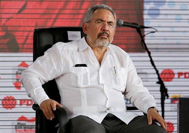 委内瑞拉石油部长马丁内斯