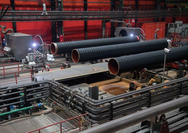俄议员:美国施压欧洲各国政府 旨在阻止俄罗斯天然气项目