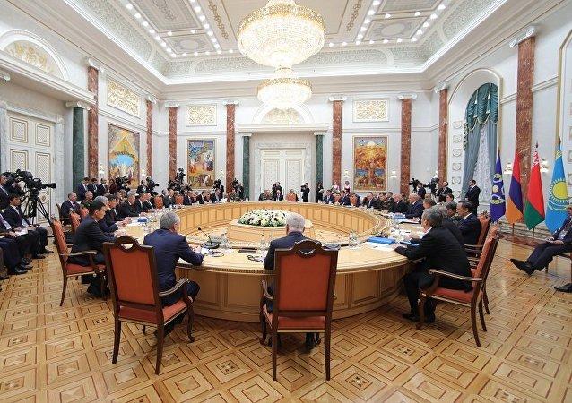俄羅斯將就敘利亞形勢主持召開集安組織常設理事會緊急會議