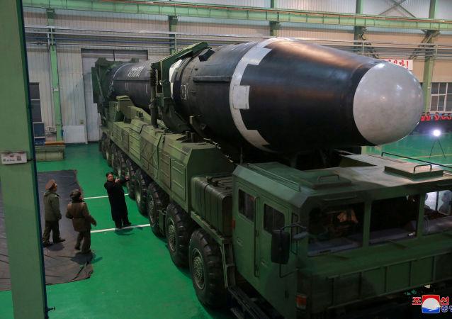 朝鲜洲际导弹