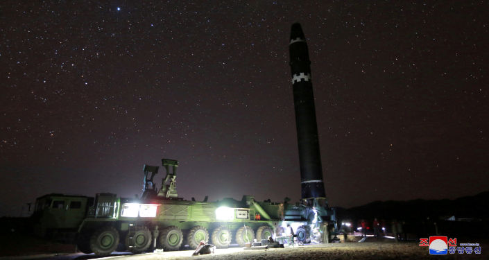 专家:未来两年朝鲜可能还会有高强度的核导试验