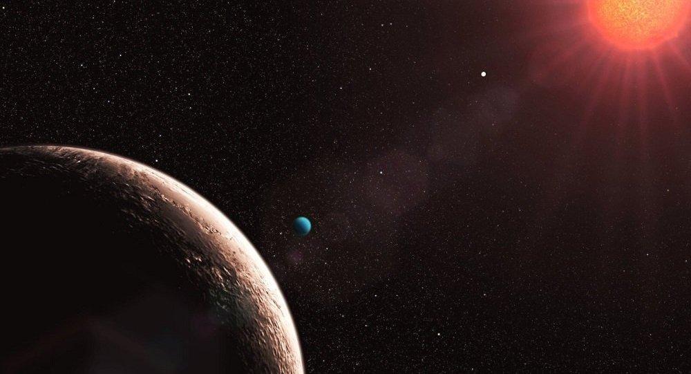 大气为氢气的系外行星上或存在生命