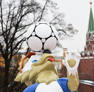 国际足联称冬奥会限制俄运动员参赛的情况不会影响世界杯
