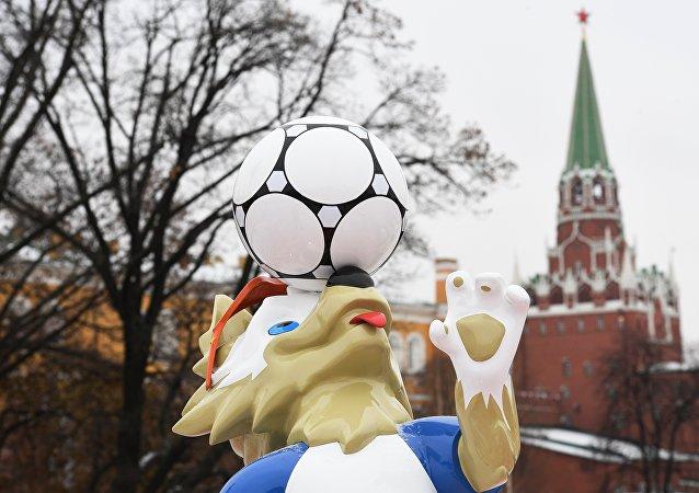 國際足聯稱冬奧會限制俄運動員參賽的情況不會影響世界杯