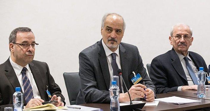 叙政府代表团拒绝与反对派进行直接谈判