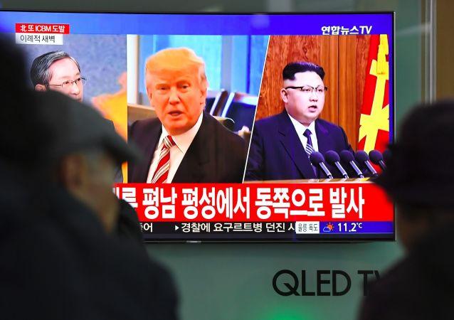 俄外长谈朝鲜试射导弹:感觉美国故意挑衅