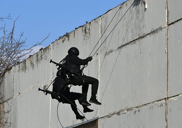 2019东方经济论坛前夕将在俄罗斯岛上举行反恐演习