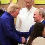 俄驻美大使:特朗普没有放弃改善与莫斯科关系的目标