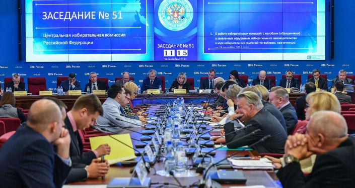 约10万名普京竞选总部观察员计划于大选当天前往投票站监督