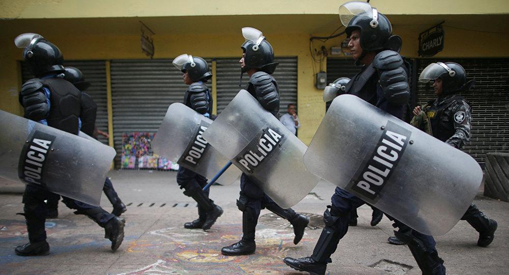 洪都拉斯警察