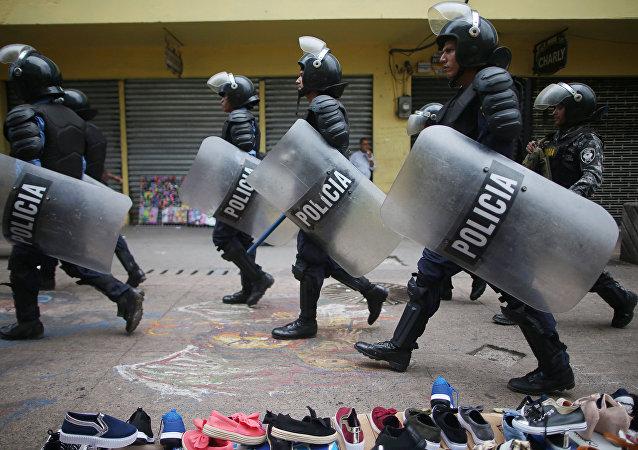 洪都拉斯再次推迟公布总统选举结果