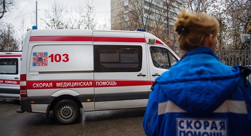 俄罗斯救护车