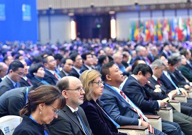 世界互联网大会, 中国