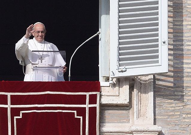 罗马天主教教皇方济各
