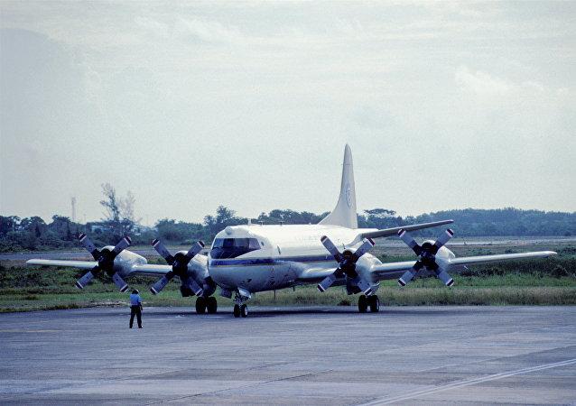 """P-3C """"猎户座""""反潜巡逻机"""