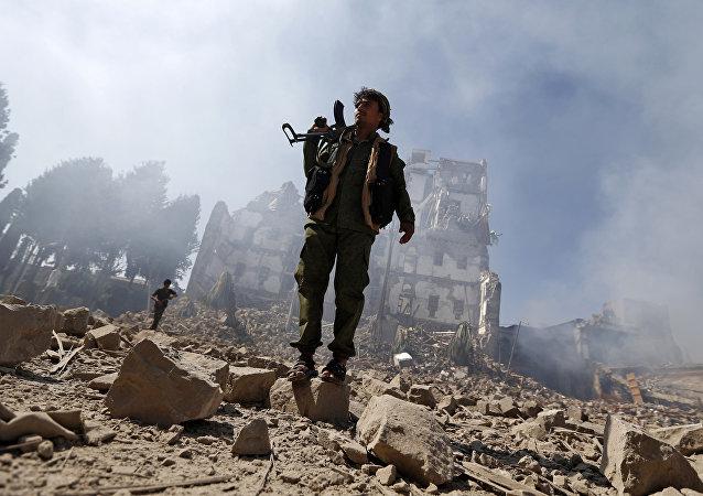 红十字会代表:也门冲突致234死400伤