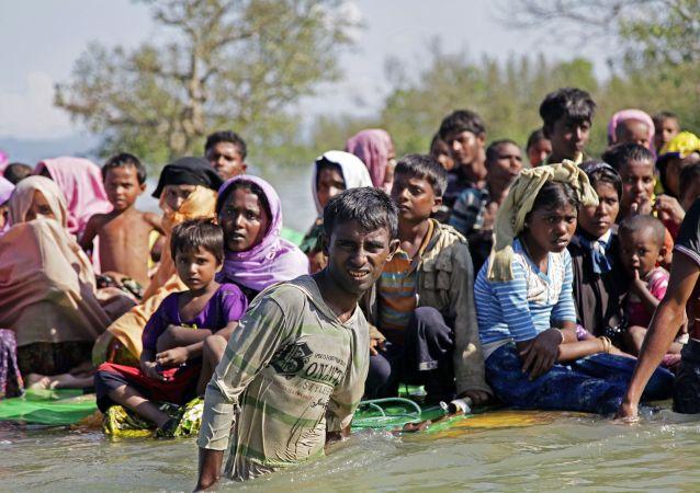 缅甸准备同各方合作保障罗兴亚难民安全遣返