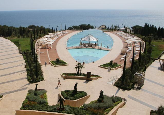 克里米亚的一家SPA酒店被评为欧洲和世界最佳家庭度假地
