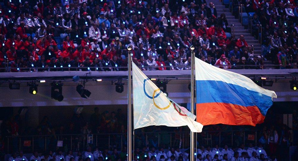 國際奧委會新聞稿:俄羅斯運動員或以中立身份參加2018年冬奧會