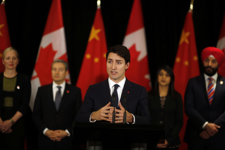 專家:中國向加拿大表明瞭「誰是主人」