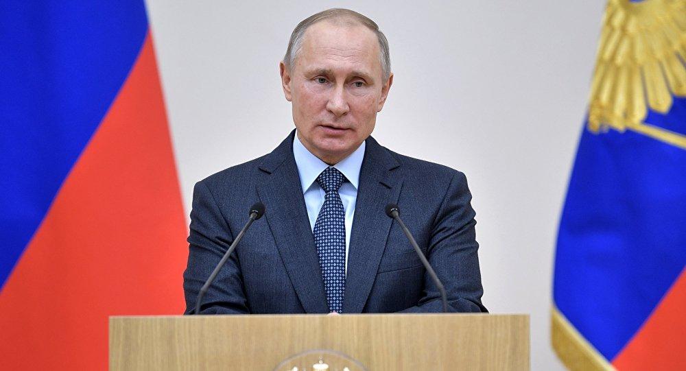普京:俄中戰略協作夥伴關係仍是俄外交政策的最重要方向
