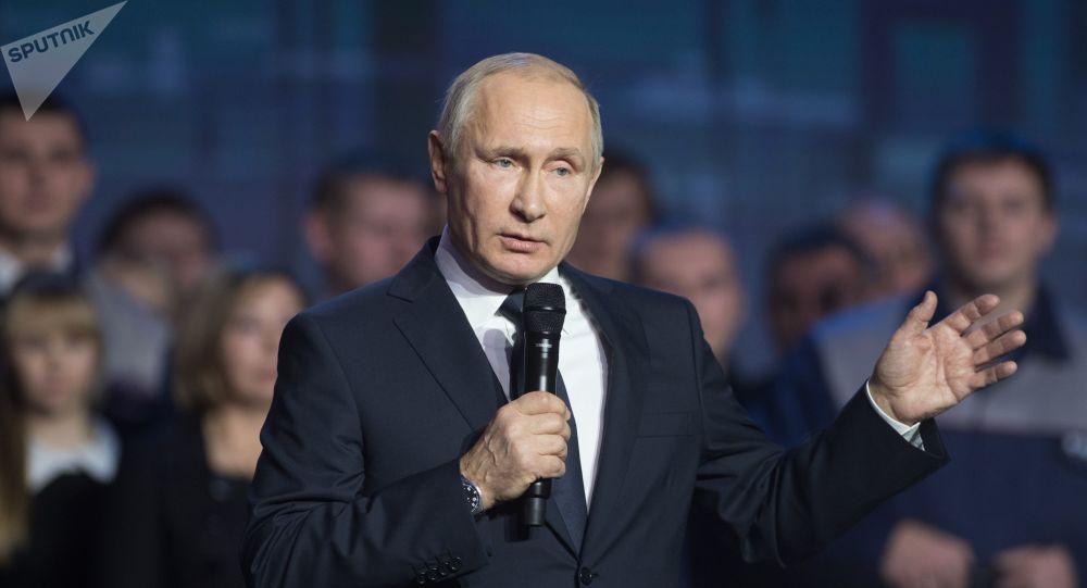 俄总统新闻秘书:普京是最强有力的总统候选人