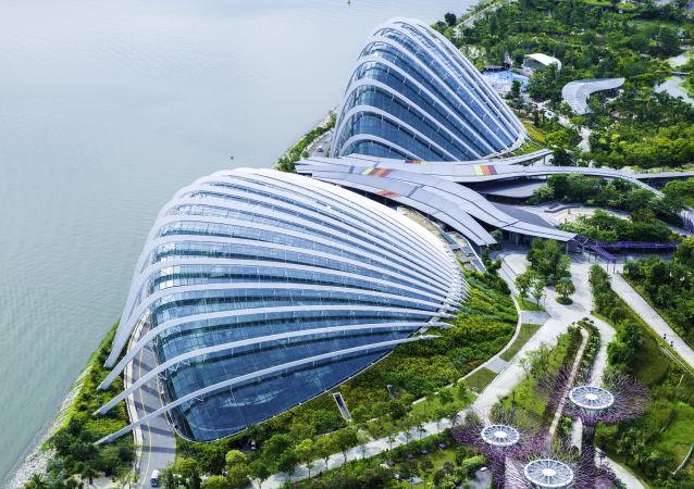 新加坡已超越美国成为2017年中国海外投资的首选目的地