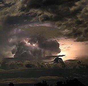 澳大利亞超強風暴(視頻)