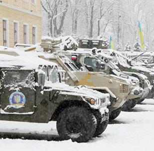 顿涅茨克人民共和国称乌当局在准备战斗