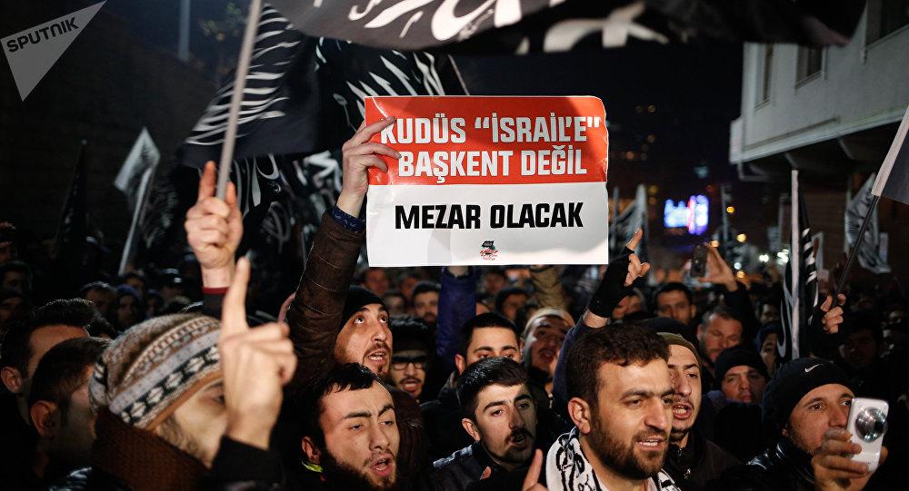 土耳其外交部提醒該國公民避免前往美國