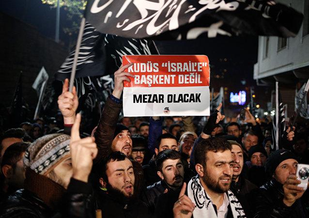 土耳其外交部提醒该国公民避免前往美国