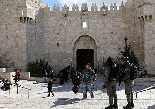 美国关于耶路撒冷地位的决定使巴以和平进程陷入僵局