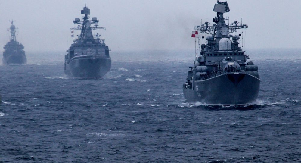 俄海军司令:俄罗斯在世界海洋的军事存在能使国家消除海上威胁