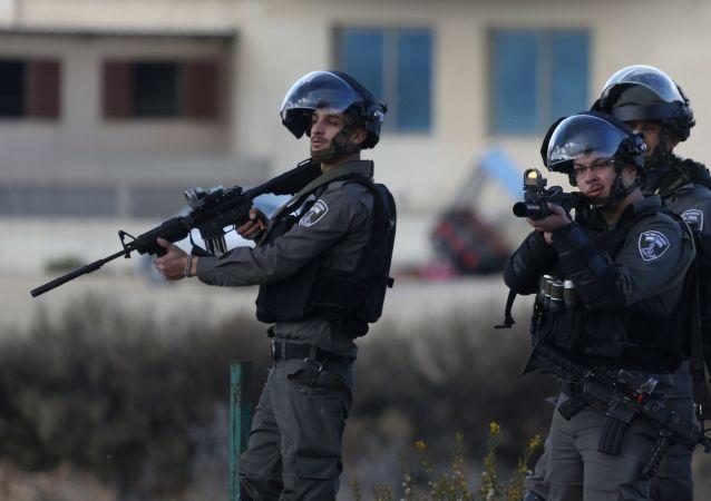 以色列军队和警方指出巴勒斯坦抗议浪潮在回落