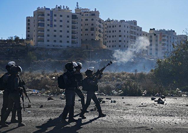 以色列抗议局势