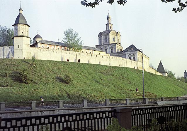 安德烈•鲁布廖夫古俄罗斯文化艺术中央博物馆